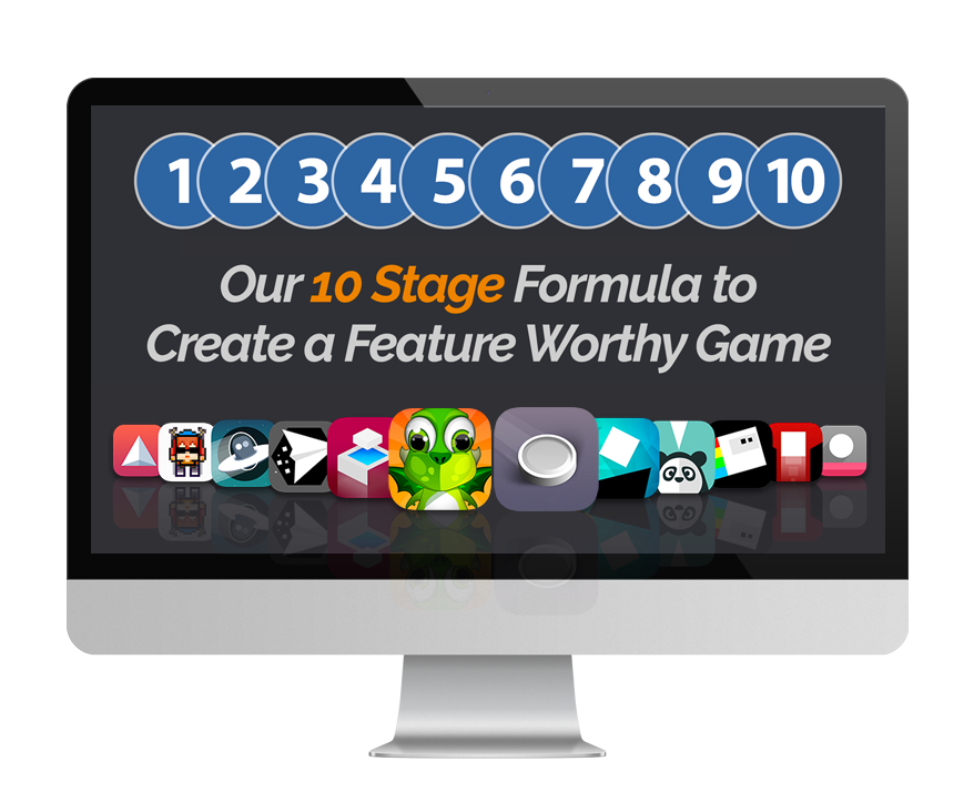 How to create Feature Worthy Games