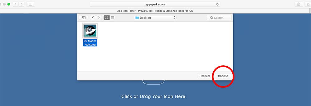 AppSparky.com - Step 2