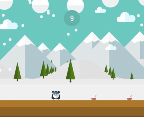 Dashy Panda Screenshot 4