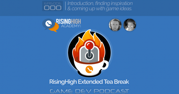 Episode 000 - RisingHigh Extended Tea Break Podcast