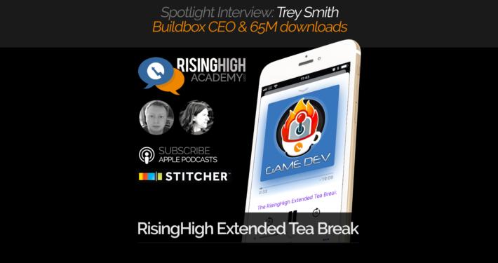 Trey Smith Interview - RisingHigh Academy