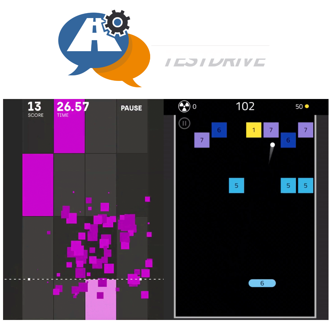 Academy Testdrive - Game Feedback and Consultation