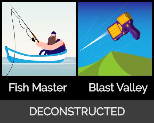 Blast Valley & Fish Master Deconstructed