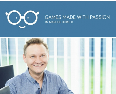Apple Featured Game Developer - Marcus Dobler