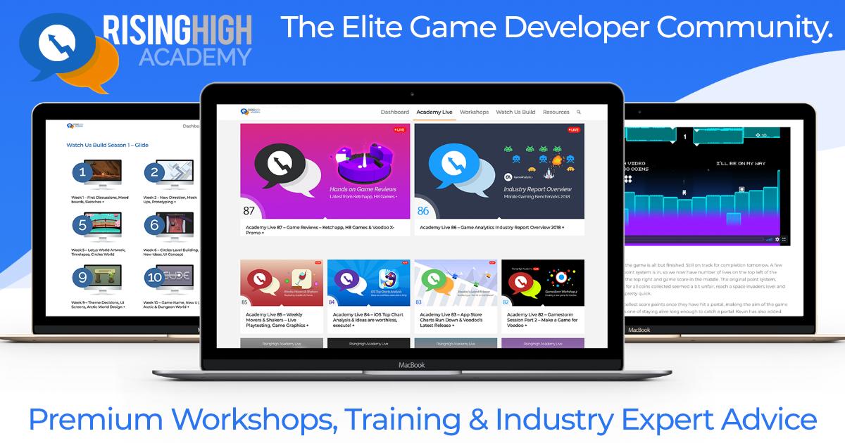 Game Design Archives - RisingHigh Academy - Game Developer