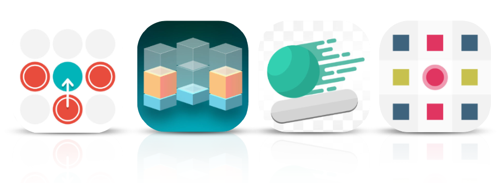iOS Game Icons - Made With Passion - Marcus Dobler