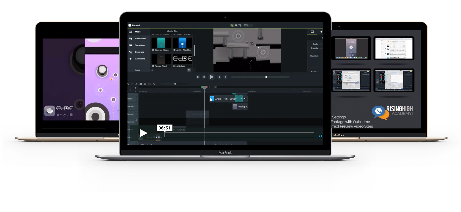 Create App Preview Videos and Game Trailers