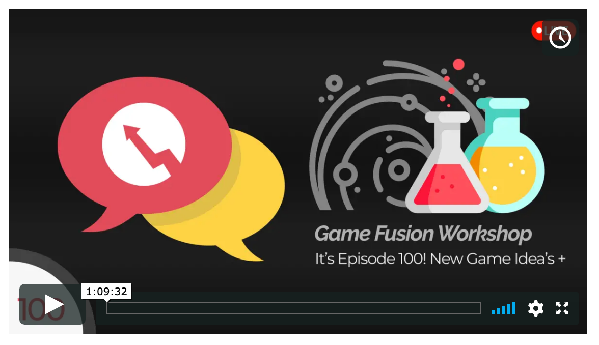 Game Fusion - How to get Mobile Game Ideas
