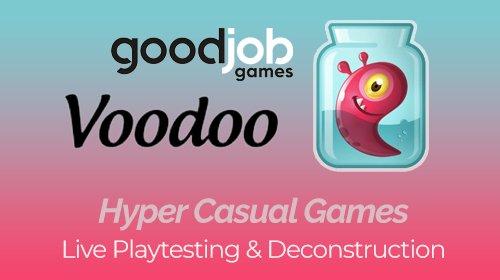 Hyper Casual Games Focus Live Stream