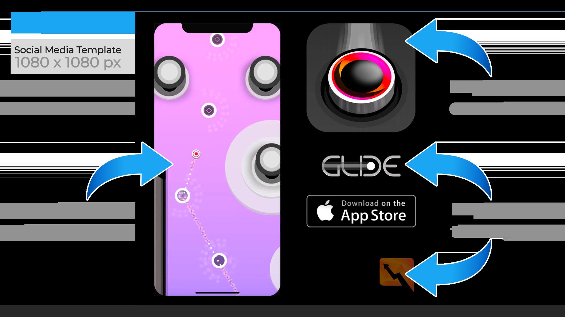 Social Sharing Game Mobile Game Trailer Video