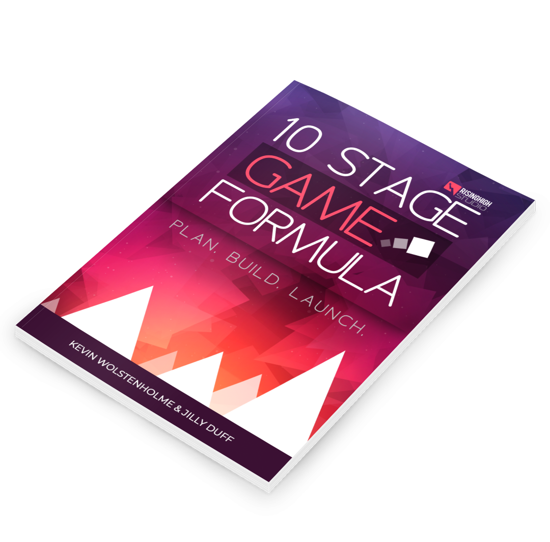 The 10 Stage Game Formula eBook