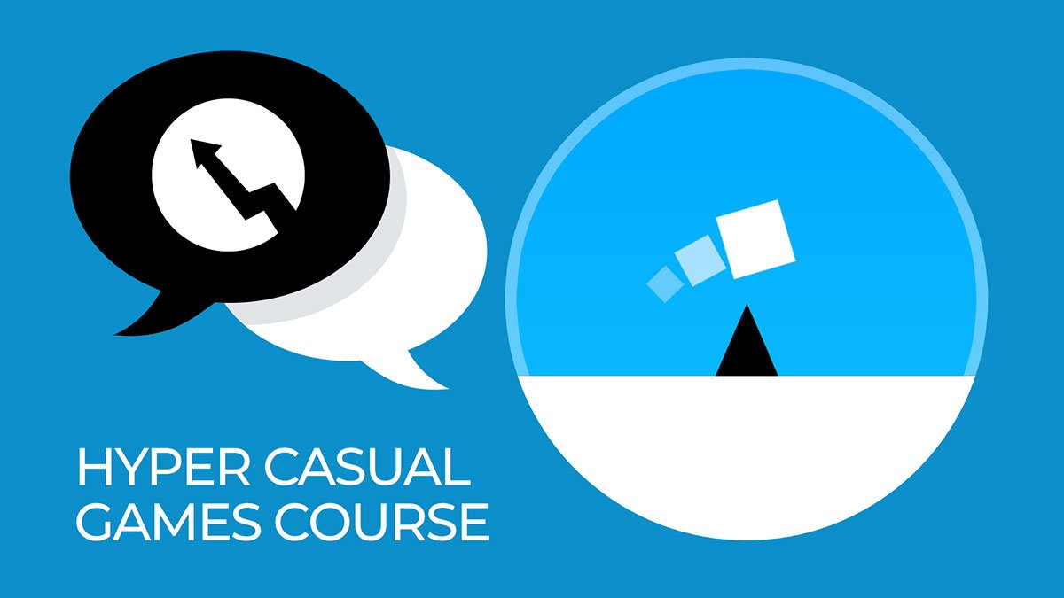 Hyper Casual Games Course for Game Developers