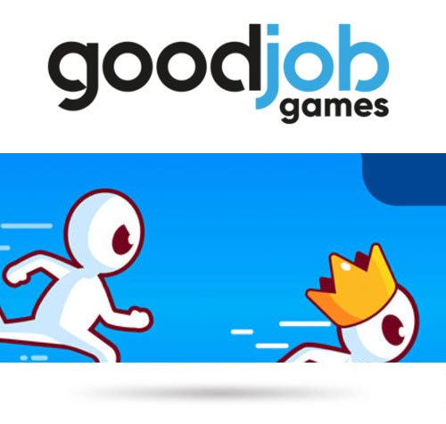 Hyper Casual Games Publisher - Good Job Games