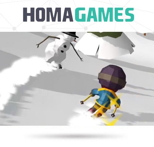 Hyper Casual Games Publisher - Homa Games