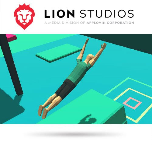 Hyper Casual Games Publisher - Lion Studios Games