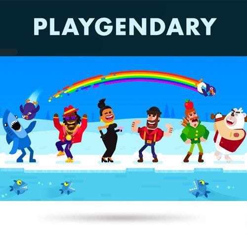 Hyper Casual Games Publisher - Playgendary Games