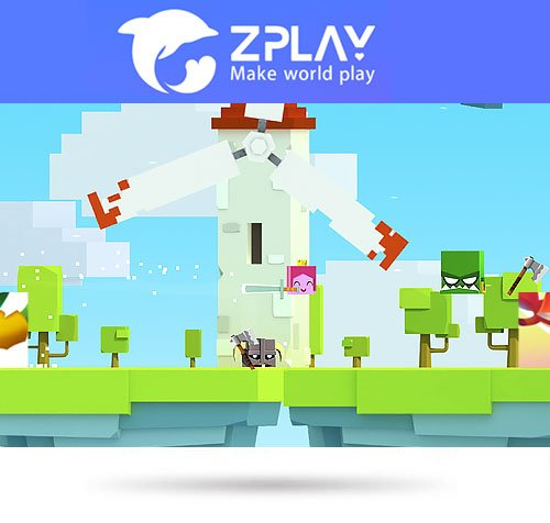 Hyper Casual Games Publisher - Zplay Games