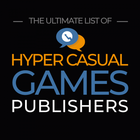 The Ultimate List of Hyper-Casual Games Publishers