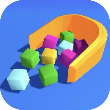 Collect Cubes - Alictus
