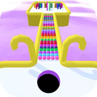 Color Hole 3D - Good Job Games