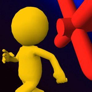 Human Runner 3D - Denis Holub
