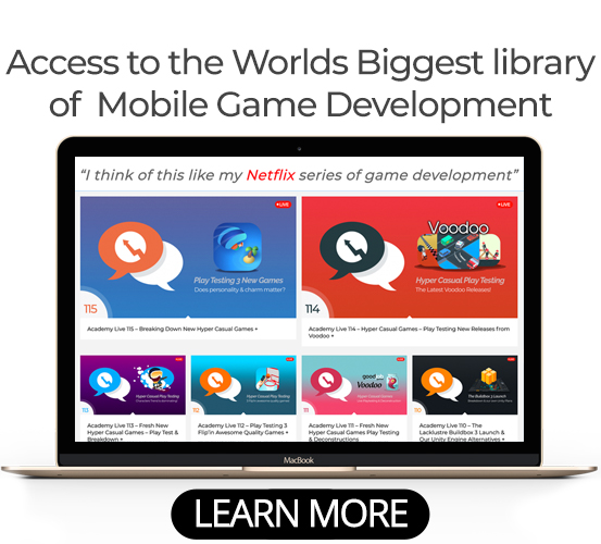Mobile Game Development School