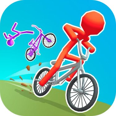 Stickman Riders - MADBOX