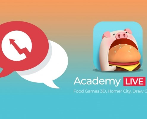 RisingHigh Academy Live - Mobile Game Dev Show - 143