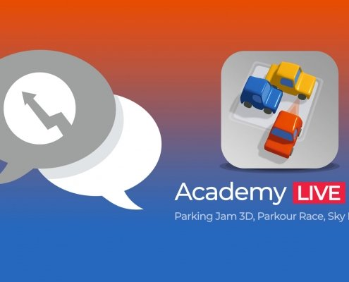 RisingHigh Academy Live - Mobile Game Dev Show - 144