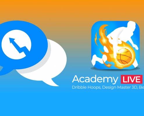 RisingHigh Academy Live - Mobile Game Dev Show - 148