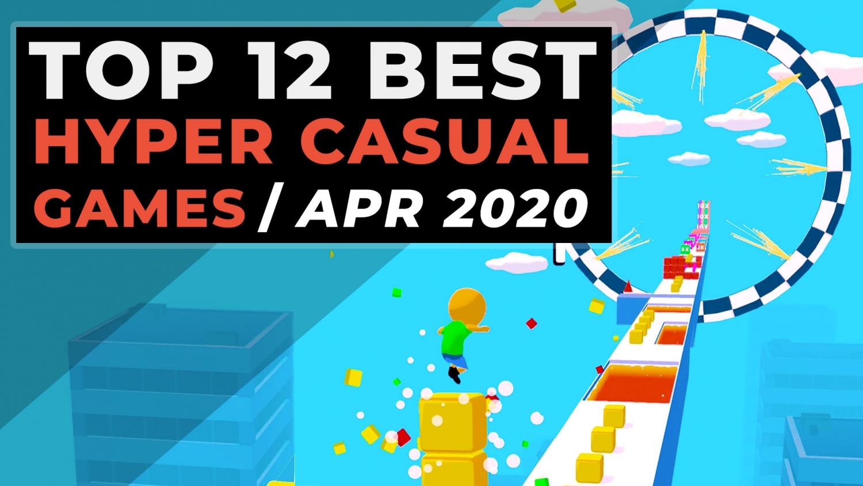 Top Hyper Casual Games April 2020