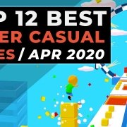 Top Hyper Casual Games April 2020