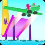Glide Race 3D - Good Job Games