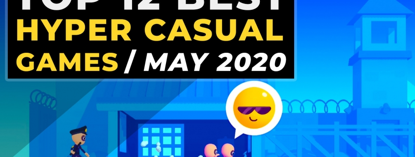 Top 12 Hyper Casual Games May 2020