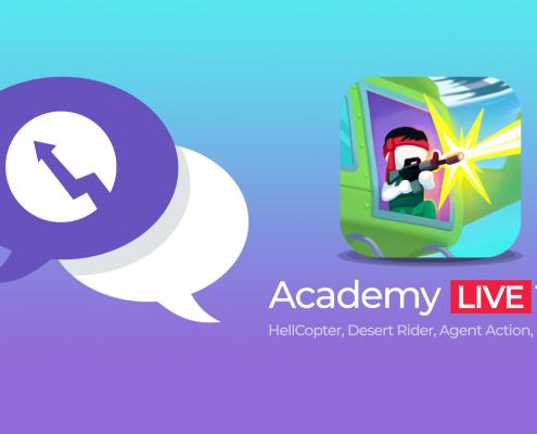 Academy Live 159