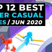 Top Hyper Casual Games June 2020
