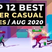 Top Hyper Casual Games August 2020