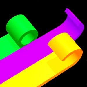 Color Roll 3D - Good Job Games