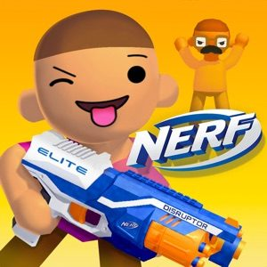 NERF Epic Pranks! - HOMA GAMES