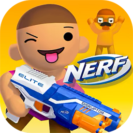 NERF Epic Pranks! - Homa Games