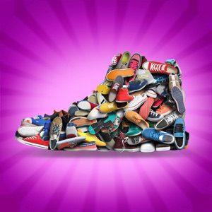 Sneaker Art! - TapNation