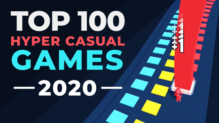 Top 100 Best Hyper Casual Games of 2020 - 100 Hyper-Casual Games of the Year