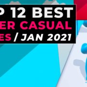 Top Hyper Casual Games January 2021 - Latest Hyper-Casual Mobile Games