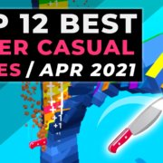Top Hyper Casual Games April 2021 - Latest Hyper-Casual Mobile Games