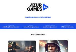 Hyper Casual Publisher - Azur Games