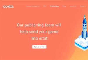 Hyper Casual Publisher - Coda