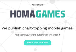 Hyper Casual Publisher - Homa Games