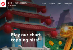 Hyper Casual Publisher - Lion Studios