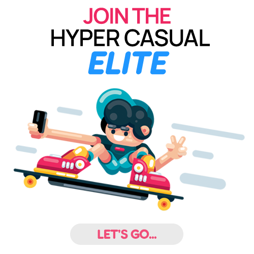 Join the Hyper Casual Elite