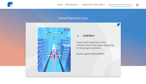 Hyper Casual Elite - Game Feel and Juice